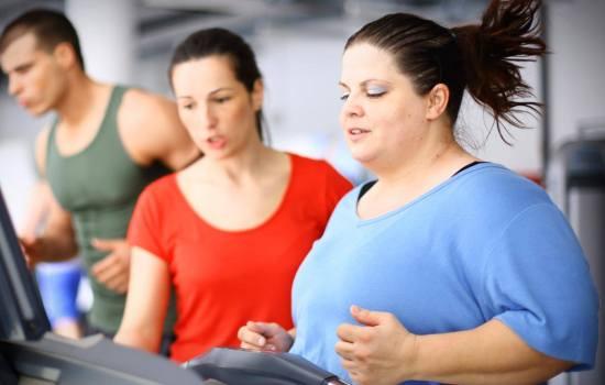 Физические нагрузки и ожирен…