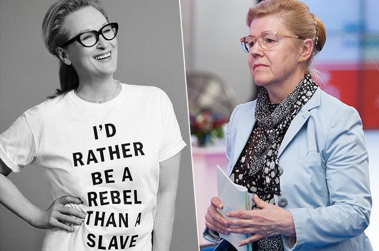Почему женщины выступают против феминизма