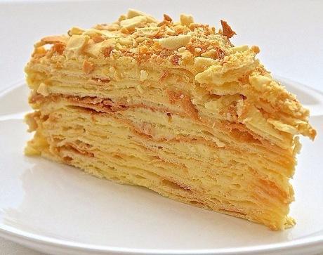 Пирожные из СССР