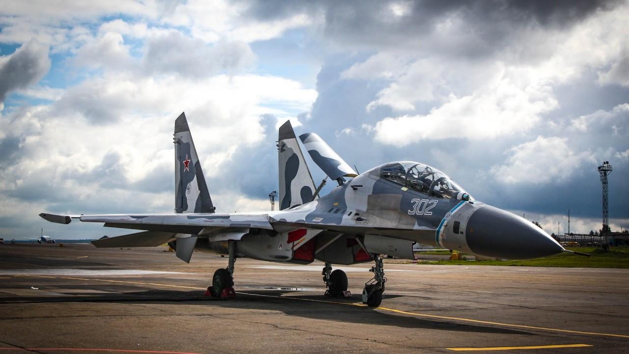 Русский «Терминатор» Су-37 – король воздуха