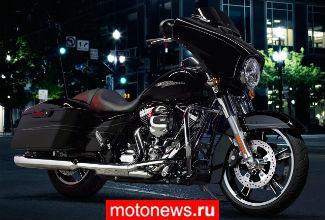 Harley-Davidson отзывает мотоциклы и трайки в России