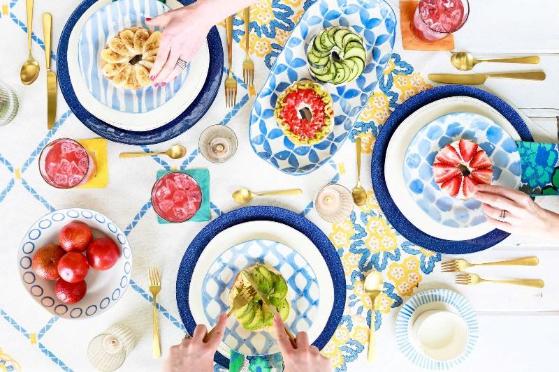 Где выбрать лучшую красивую посуду из Италии.
