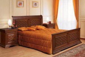деревянные спальни фото 6