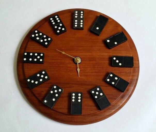 Оригинальные часы своими руками DIY или Сделай сам, hand-made, handmade, рукоделие, рукоделие для дома, своими руками, сделай сам