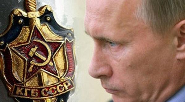 Путин рассказал освоей работе нанелегальную разведку