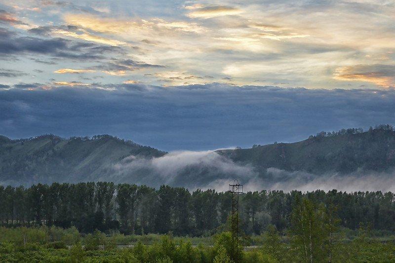 Горный Алтай, июнь путешествия, факты, фото