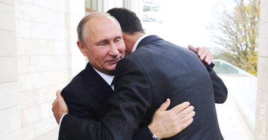 Должен ли был Асад извинитьс…