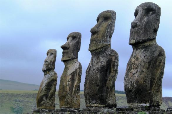 Кто поставил истуканов: ученые разгадали тайну острова Пасхи