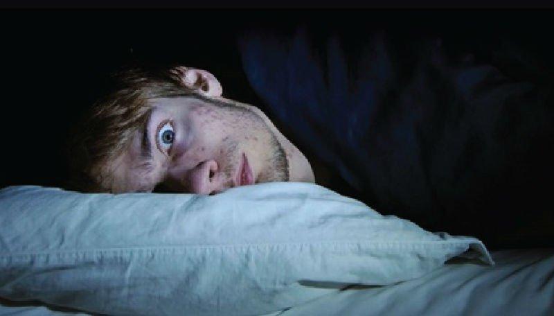 Как заснуть за две минуты