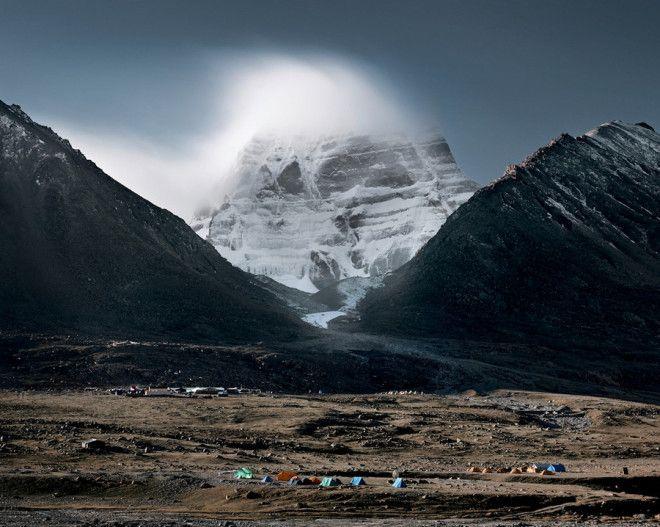 tibetskaya gora Kaylas 1