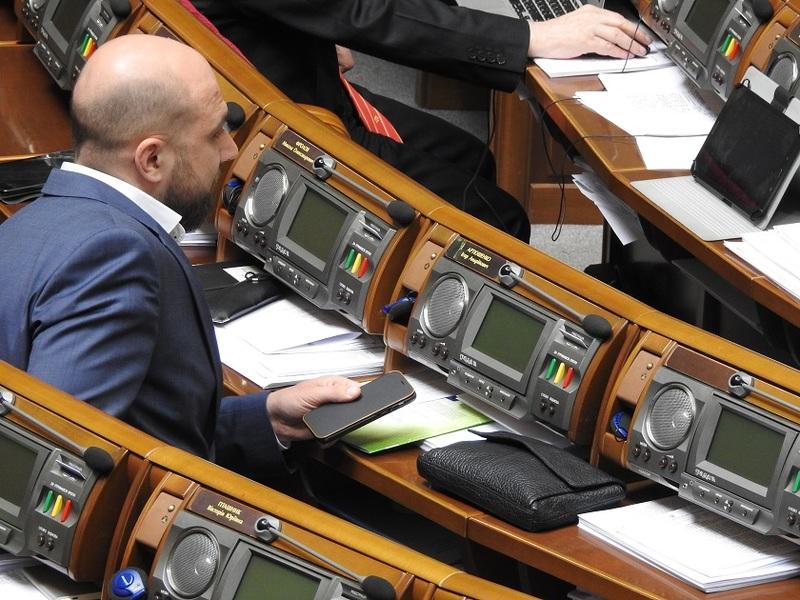 Запорожский нардеп Артюшенко обсуждал расправы над оппонентами по закону о языковых квотах