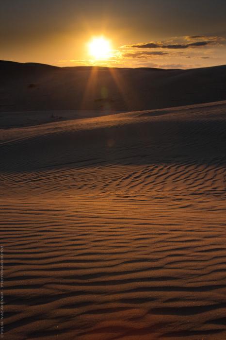 Пустыня Мангистау. / Фото: Юля Назаренко.