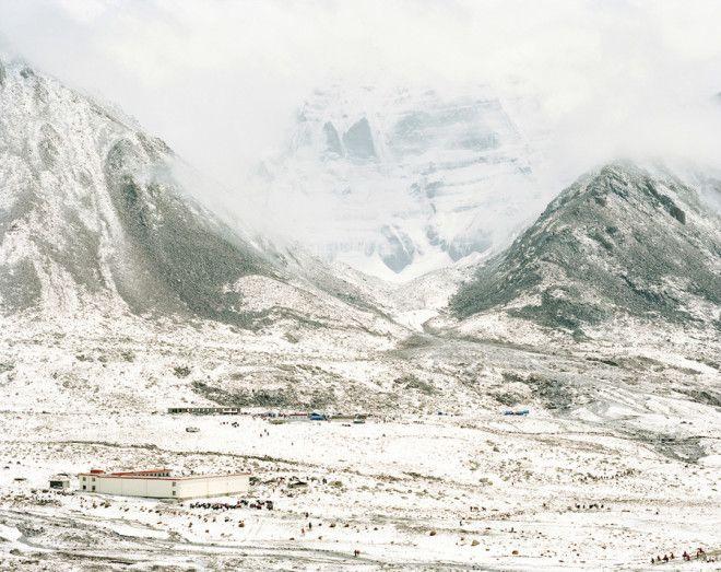 tibetskaya gora Kaylas 7