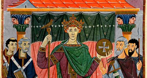 Немецкий историк: Мы живем в 1720 году, большая часть средневековья сфальсифицирована
