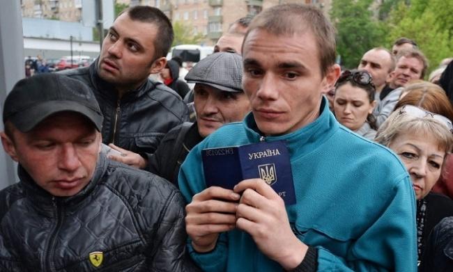 Кто виноват, что спасение украинцев в России?