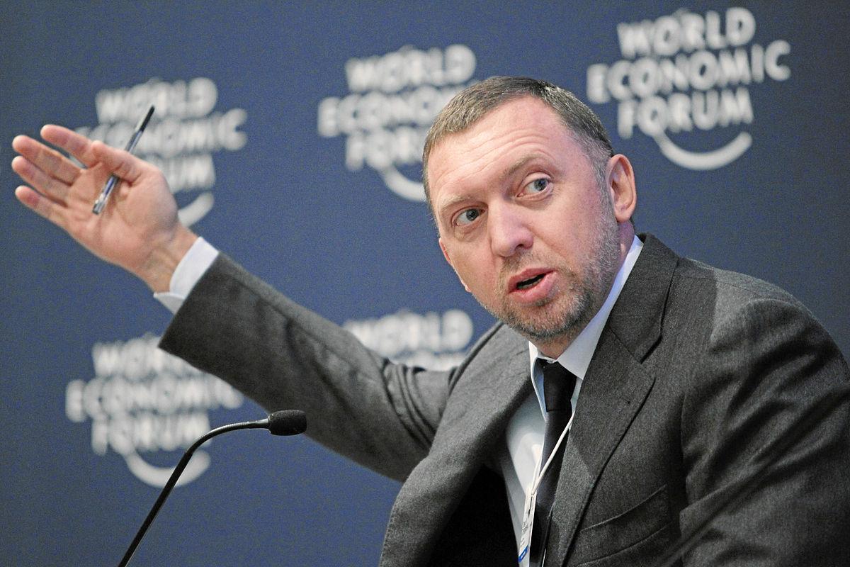 СМИ: Дерипаска хотел взамен на иммунитет дать показания по делу о «влиянии РФ»