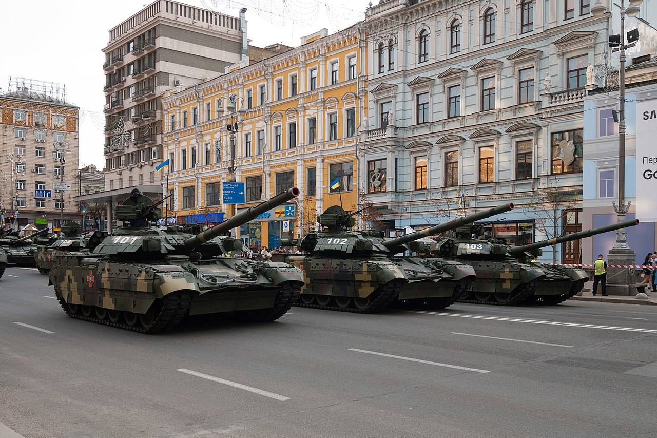 Зачем Украина покупает устаревшее оружие?
