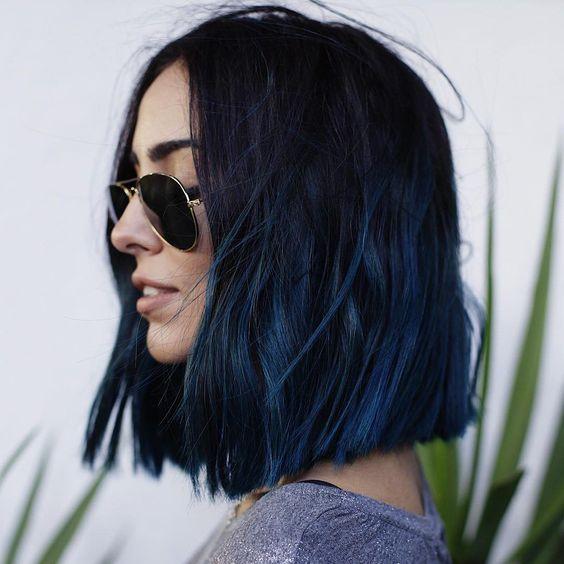 Короткие Ombre 2019: 12 ярких и стильных вариантов
