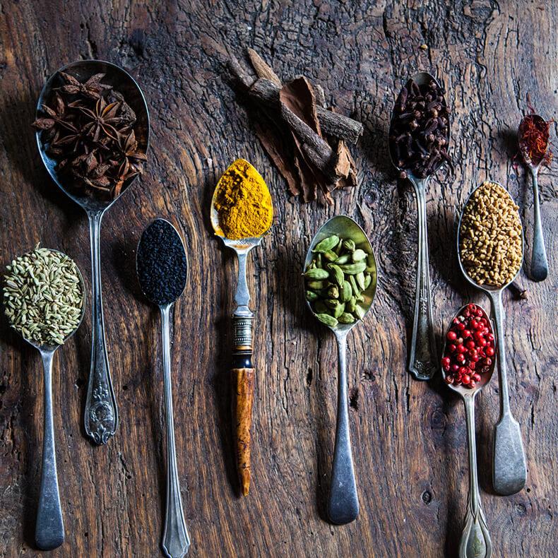 Как приготовить овощи под восточным соусом