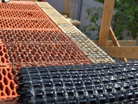 Базальтовая сетка: сферы применения, преимущества использования