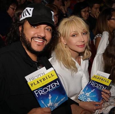 Кристина Орбакайте и Филипп Киркоров вместе побывали на мюзикле в Нью-Йорке