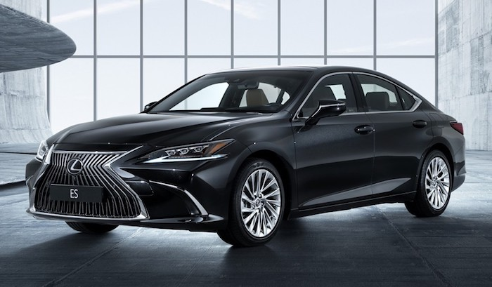 Cтартовали продажи нового поколения Lexus ES