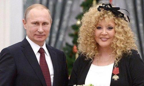 Пугачёва о Путине: России ну…
