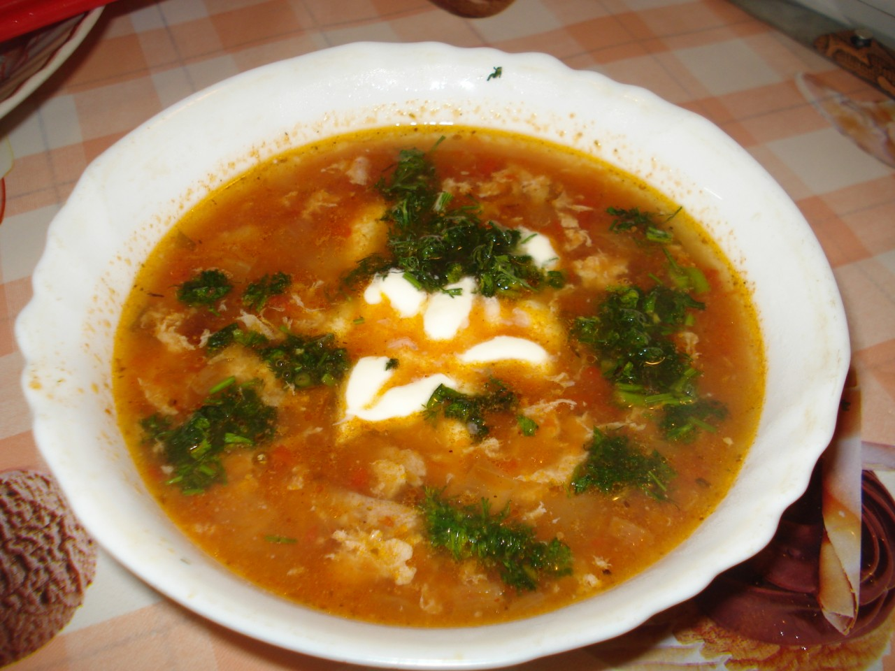 Простые рецепты холодных супов
