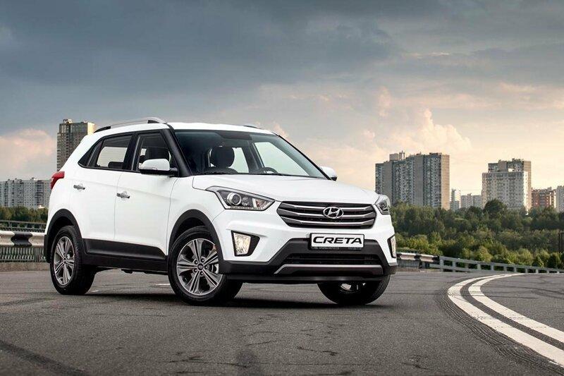 ТОП-10 самых продаваемых SUV в России по итогам января