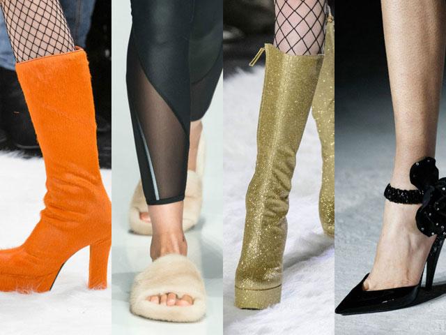 Модная обувь Осень-Зима 2017-2018