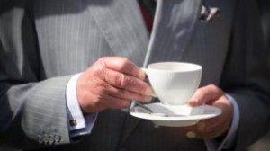 Потребление горячего чая уве…