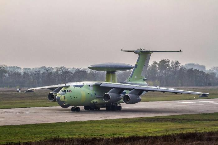 Российский А-100 обеспечит управление беспилотниками