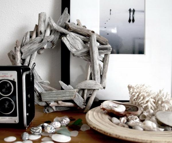 Декор в эко-стиле - интересные идеи