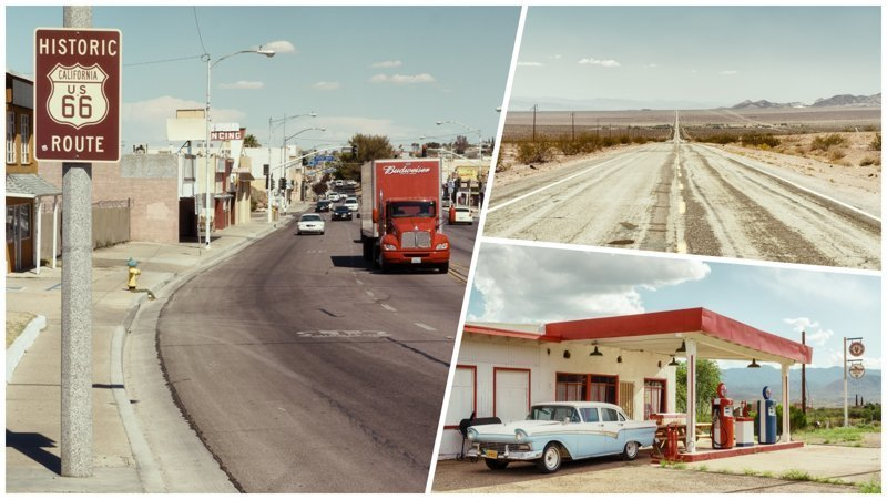 «Мать Дорог» — путешествие по самой знаменитой автостраде в мире путешествия, ральф граф, сша, фотография, шоссе 66