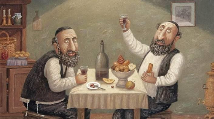 10 поучительных еврейских анекдотов о нищих и богачах