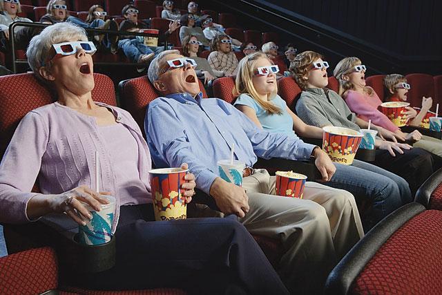 Чем опасен просмотр 3D-фильмов