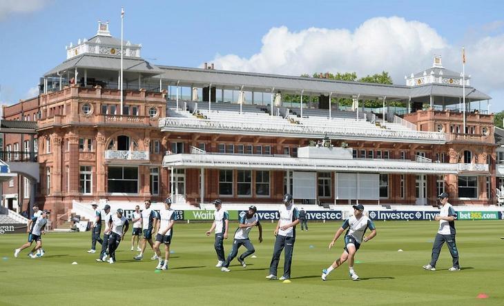 Крикетный стадион Лордс. 10 Чудес Лондона. Фотографии красивых мест Лондона. Фото с сайта NewPix.ru
