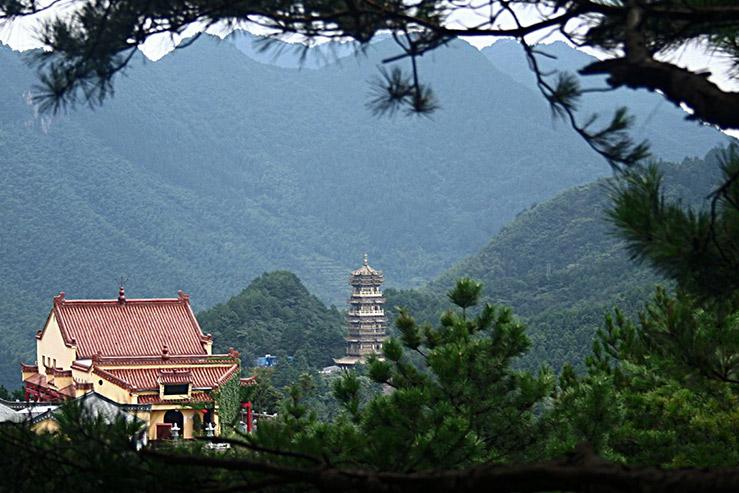 Цзюхуашань, Mount Jiuhua