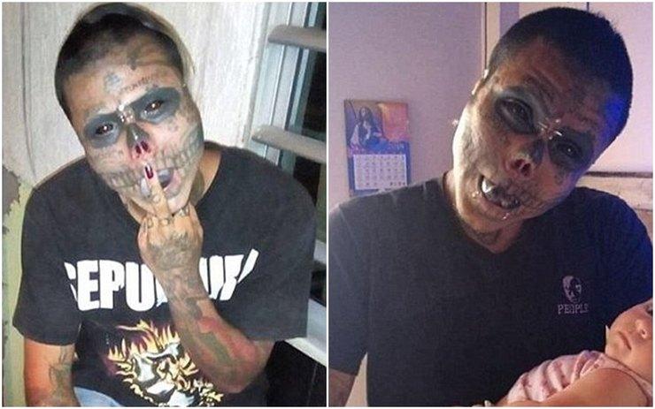 22-летний колумбиец отрезал …