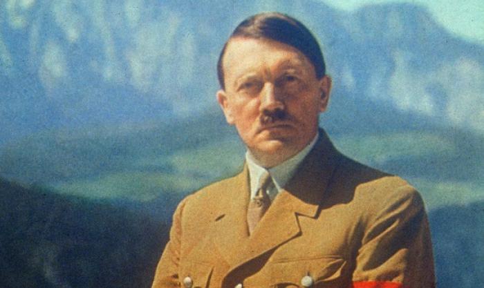 Найдена секретная книга Гитлера
