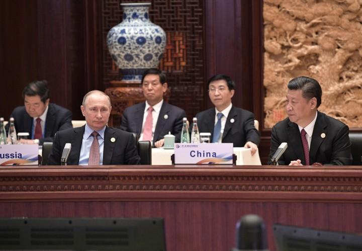 Кремль может себе позволить беззаботность в Пекине