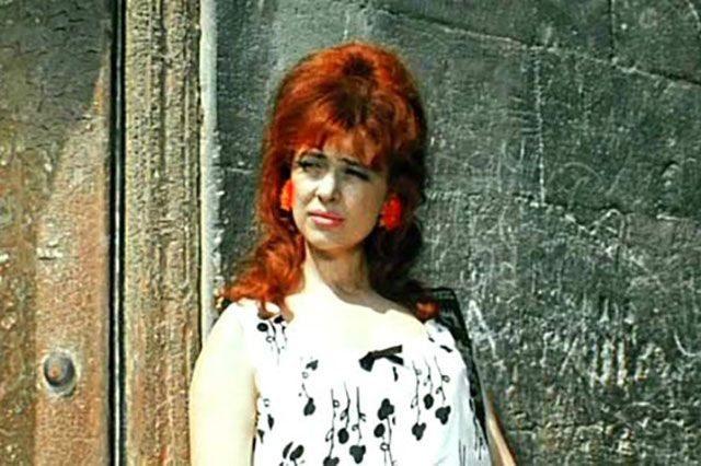 Судьба актрисы, сыгравшей женщину лёгкого поведения в «Бриллиантовой руке»