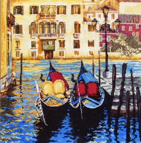 Вышивка «Venice»
