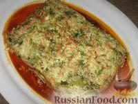 Фото приготовления рецепта: Украинская лазанья - шаг №11