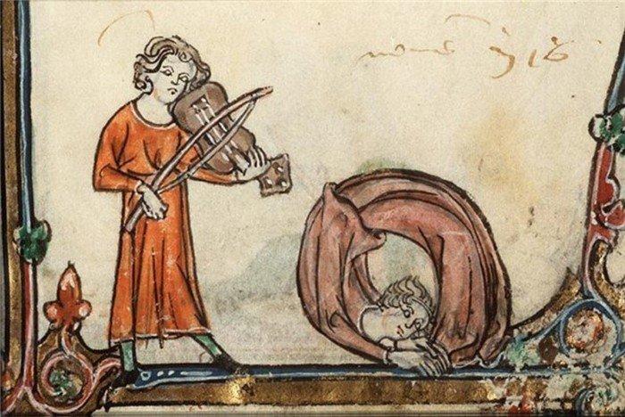 «Такое странное Средневековье» или несколько весьма интересных фактов об искусстве того времени