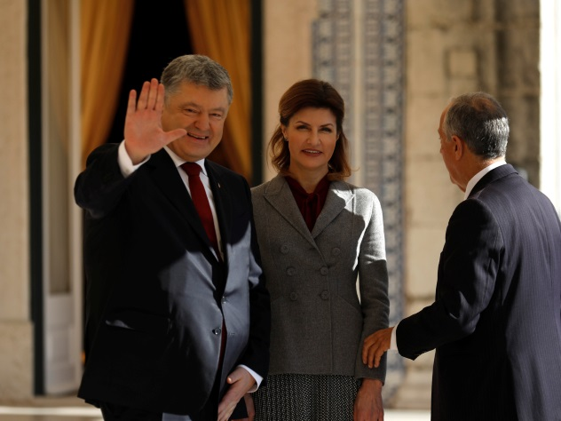 Саакашвили высказался об обещании Порошенко не вредить Москве