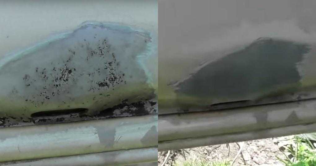 Доступный способ, который поможет избавить автомобиль от ржавчины