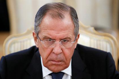 Гоу хоум,дебилы,..! Лавров пообещал зеркальный ответ на введение Украиной виз с Россией