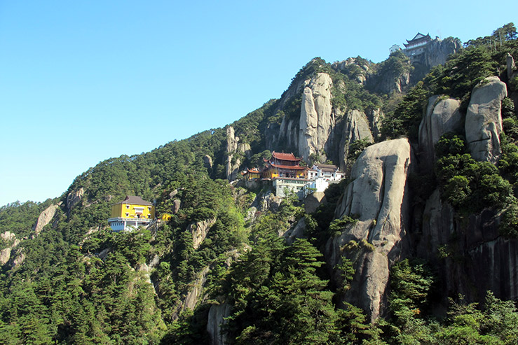 Гора Цзюхуашань, Mount Jiuhua