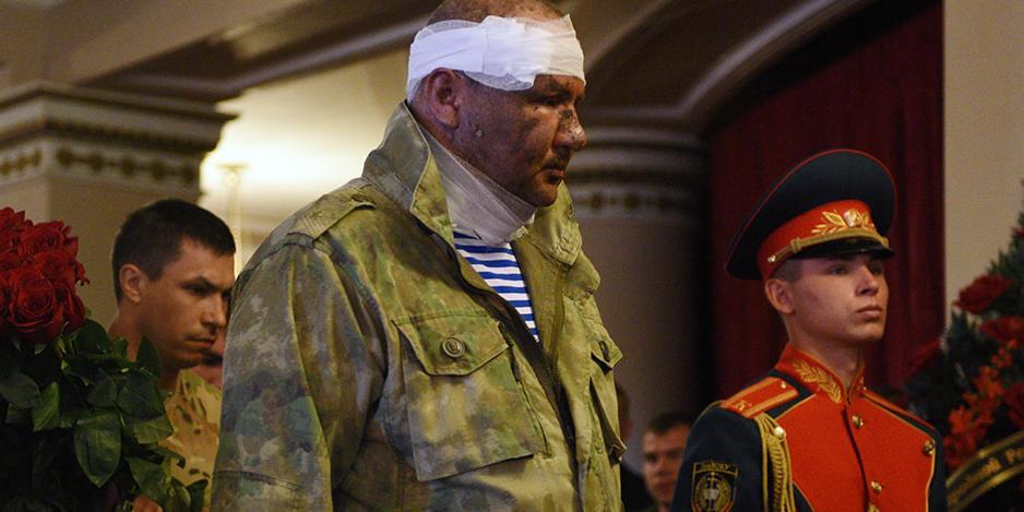 Сбежавший в Россию соратник …